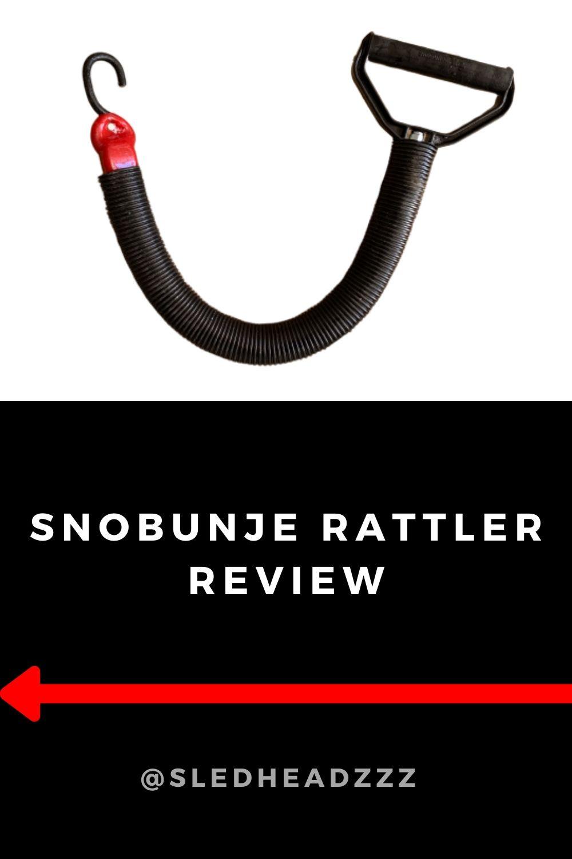 Snobunje Rattler Review Pinterest