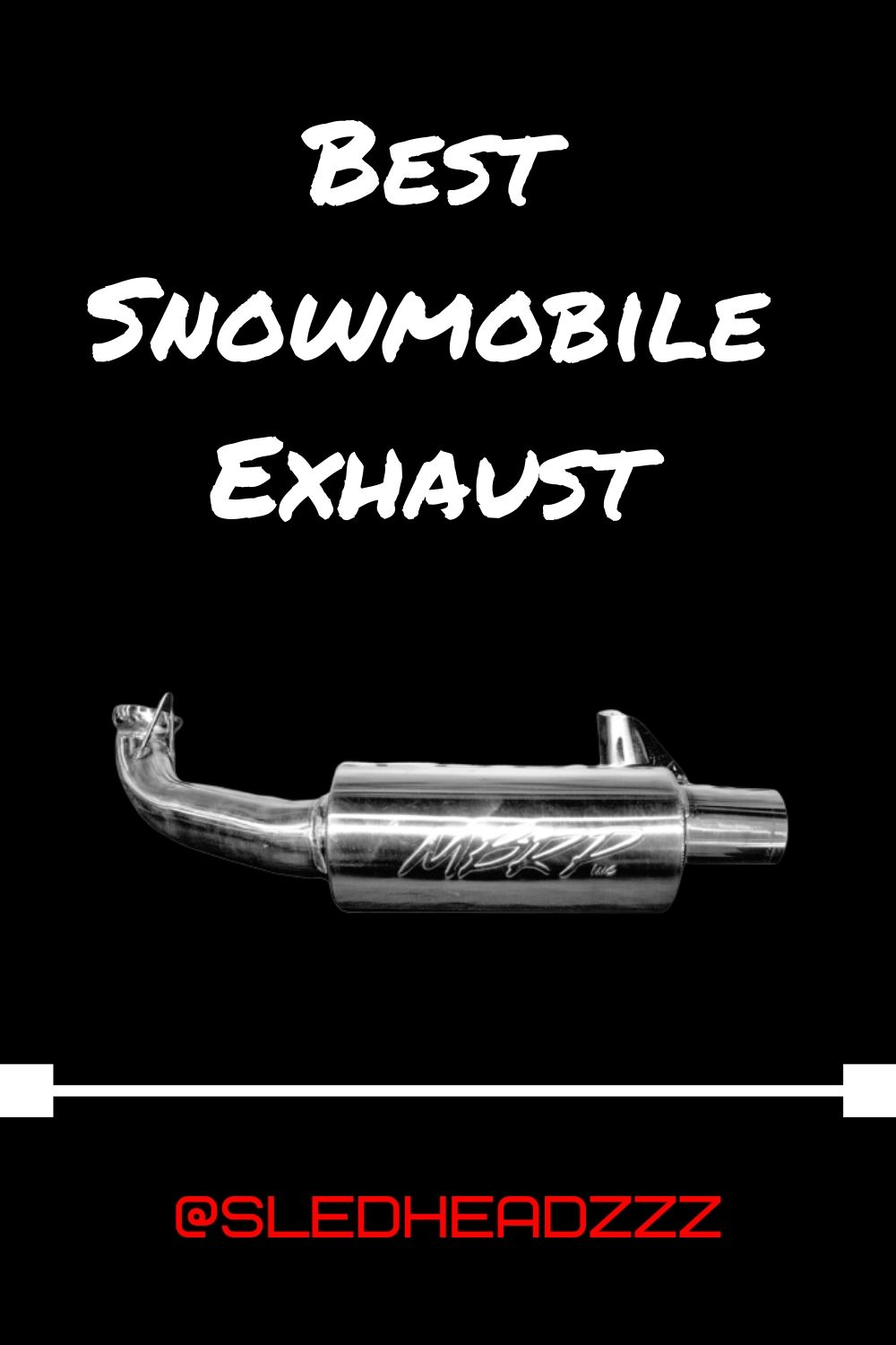 Best Snowmobile Exhausts 2020