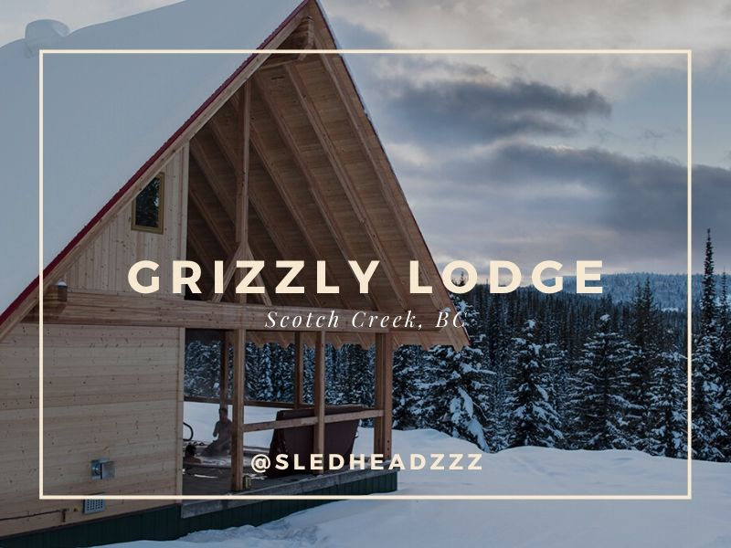 Snowmobile Grizzly Lodge